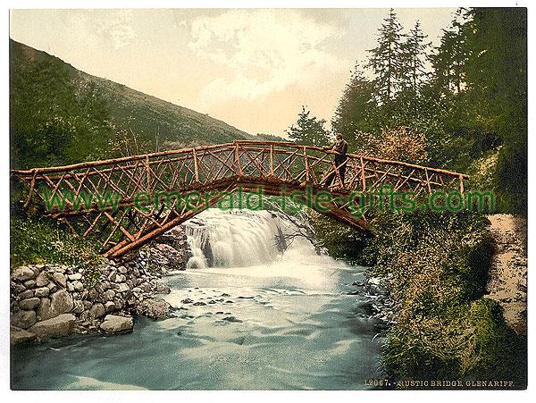 Antrim - Glenariffe - Rustic Bridge