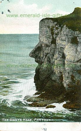 Antrim - Portrush - The Giant