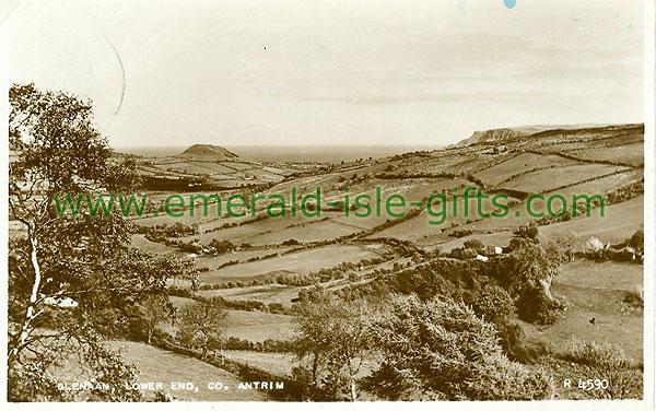 Antrim - Glenaan - Lower End