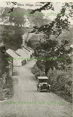 Antrim - Glenoe - Gleno Village