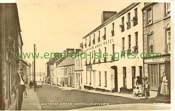 Antrim - Glenarm - Antrim Arms Hotel