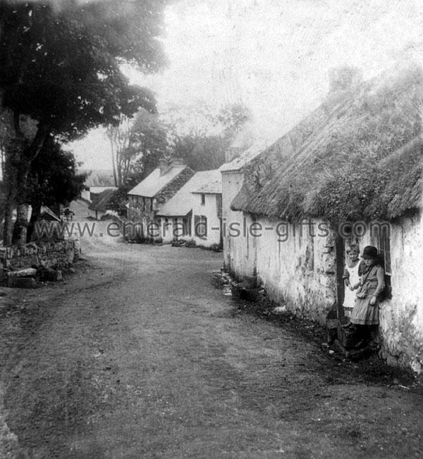 Antrim - Glenoe - early 20th Century