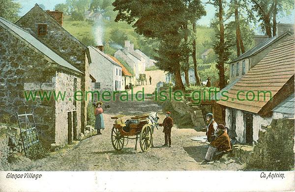 Antrim - Glenoe - Village