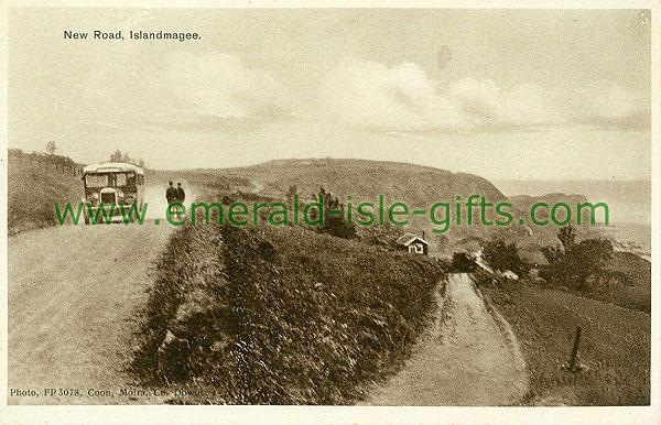 Antrim - Islandmagee - New Road