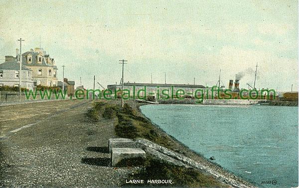 Antrim - Larne - Larne Harbour