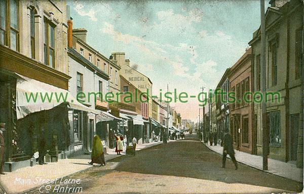 Antrim - Larne - Main St