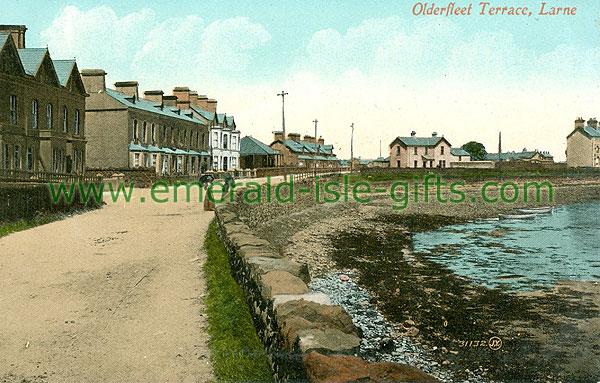 Antrim - Larne - Olderfleet Terrace