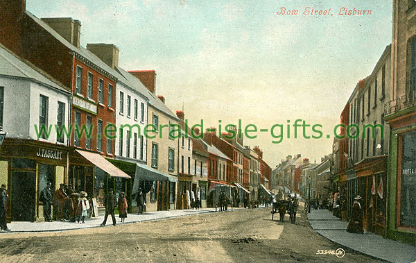 Antrim - Lisburn - Bow St