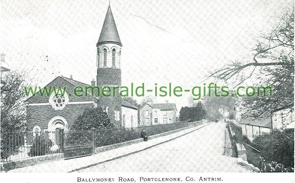Antrim - Portglenone - Ballymoney Roa