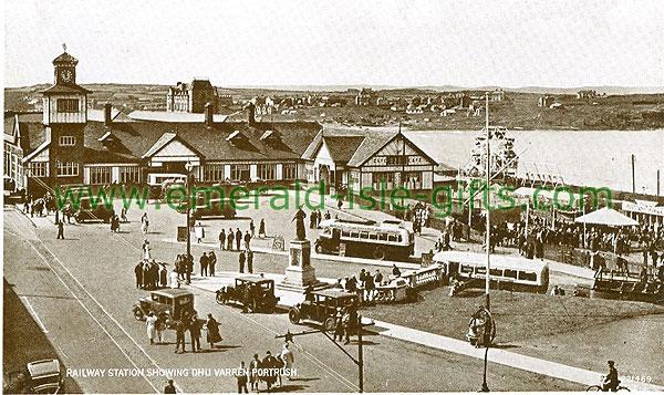 Antrim - Portrush - Railway Station