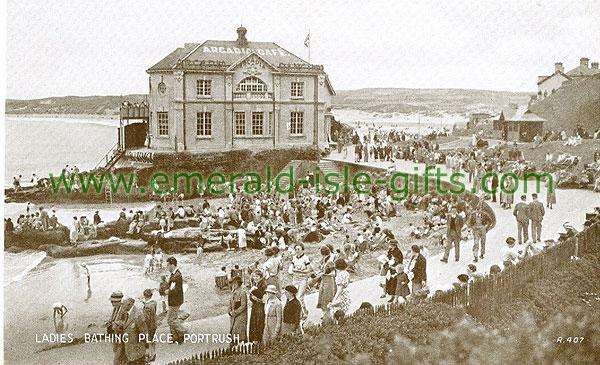Antrim - Portrush - Ladies Bathing Place