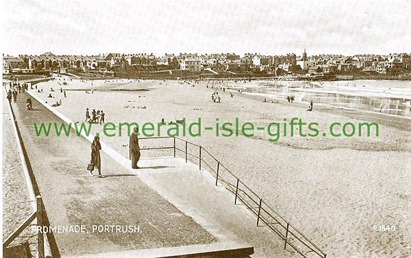 Antrim - Portrush - The Promenade