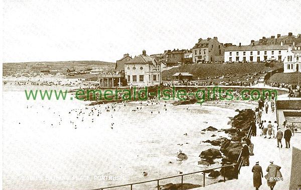 Antrim - Portrush - Town & Coastal view