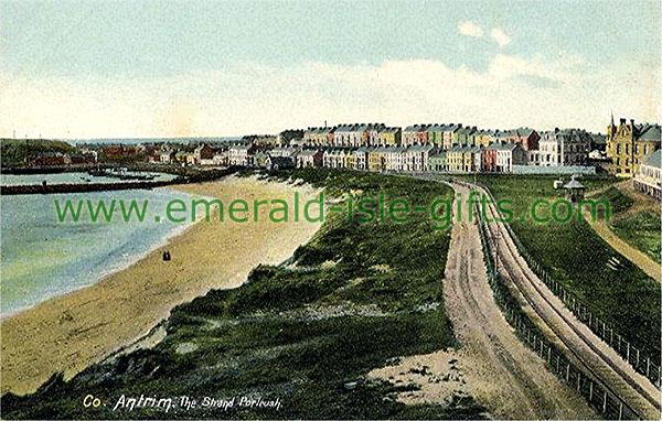 Antrim - Portrush - The Strand