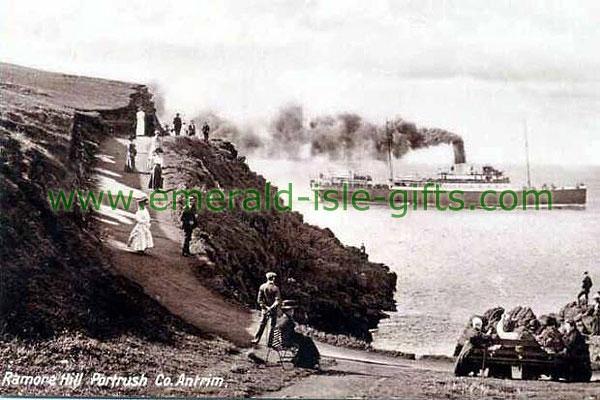 Antrim - Portrush - Ramore Hill