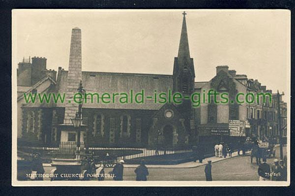 Antrim - Portrush - Methodist Church