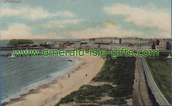 Antrim - Portrush - Coastal View