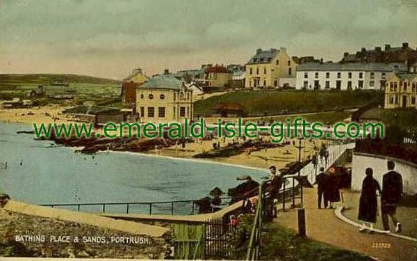Antrim - Portrush - Bathing Place