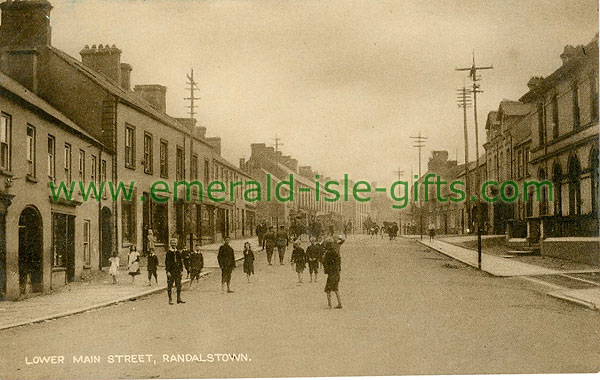 Antrim - Randalstown - Lower Main St
