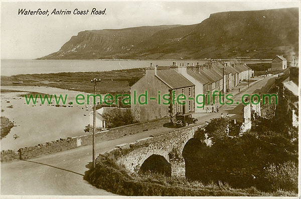 Antrim - Waterfoot - Antrim Coast Road