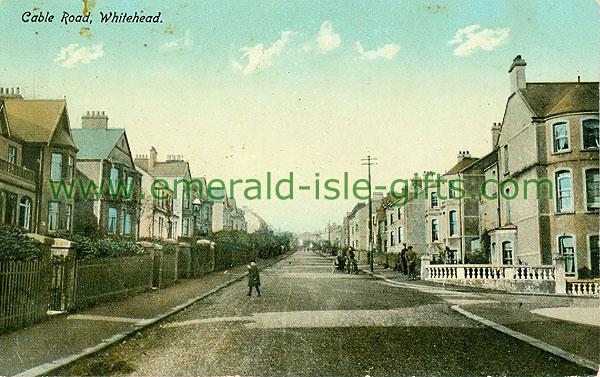 Antrim - Whitehead - Cable Road
