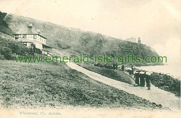 Antrim - Whitehead - Cliffs