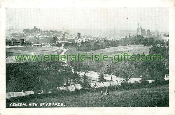 Armagh - Armagh Town - General View