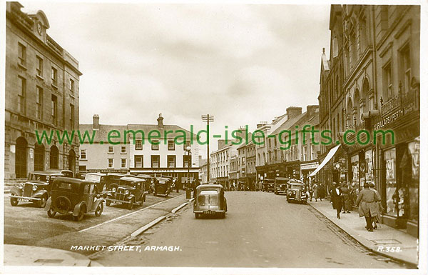 Armagh - Armagh Town - Market St