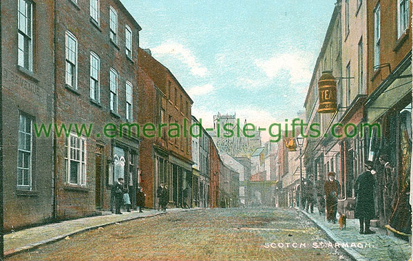 Armagh - Armagh Town - Scotch St