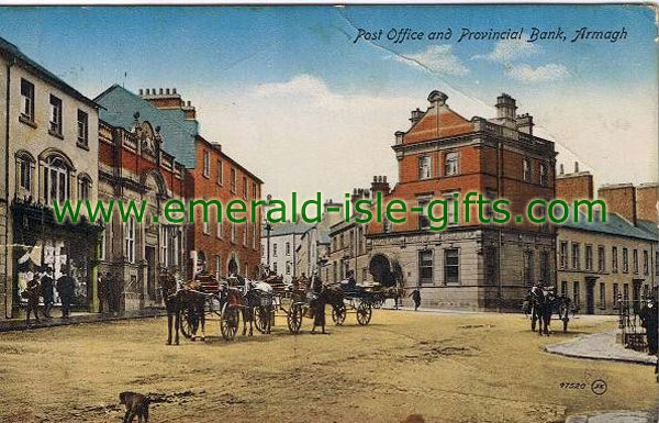 Armagh Town - The Post Office