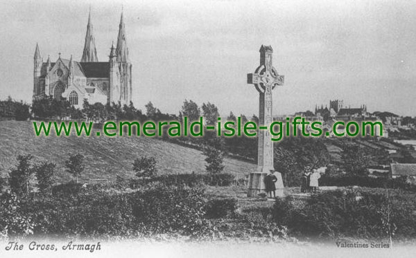 Armagh Town - The Cross