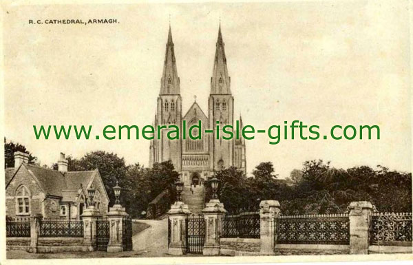 Armagh Town - R.C. Cathedral - photo