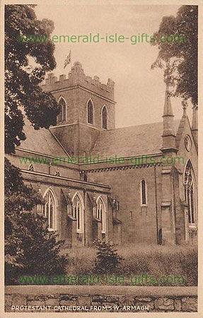Armagh Town - Protestant Church