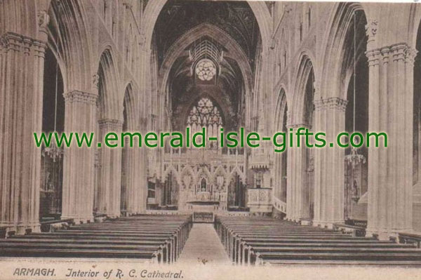 Armagh Town - Interior R.C. Church