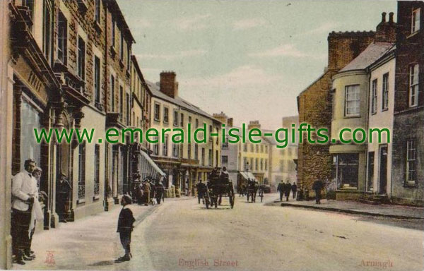 Armagh Town - English Street