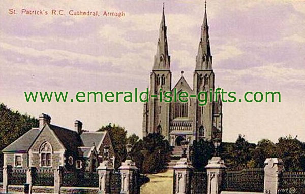 Armagh - St Patrick
