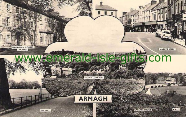 Armagh Town - Multi-view images