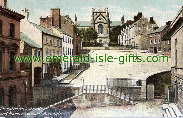 Armagh Town - Market Square photo