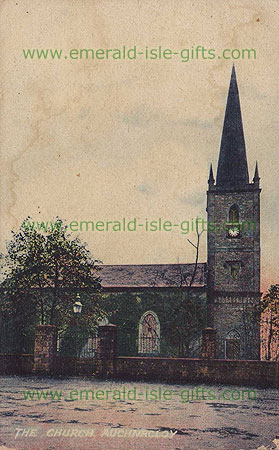 Armagh - Aughnacloy - old photo image
