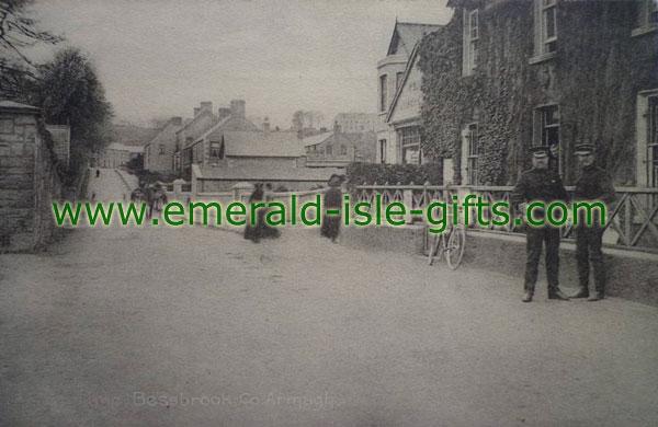 Armagh - Bessbrook - old Irish photo