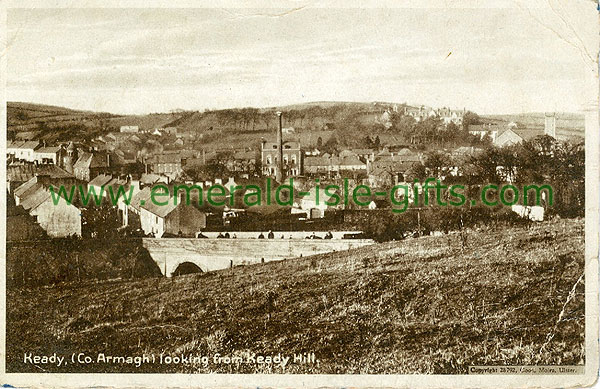Armagh - Keady - Looking from Keady Hill
