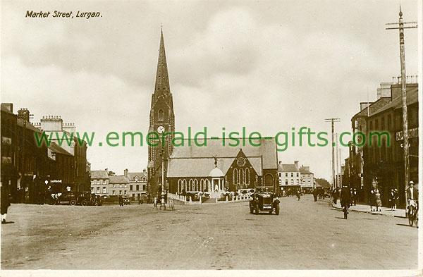 Armagh - Lurgan - Market St