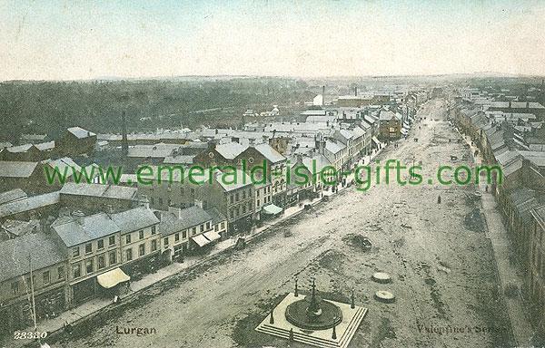 Armagh - Lurgan - Town View