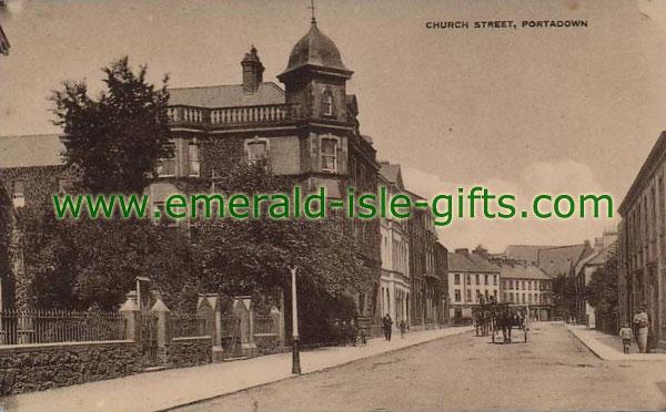 Armagh - Portadown - old Irish photo