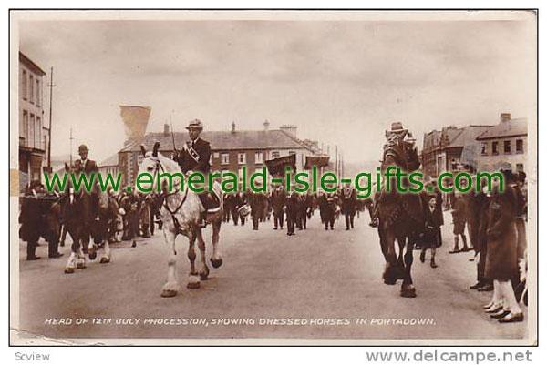 Armagh - Portadown - 12th July Procession
