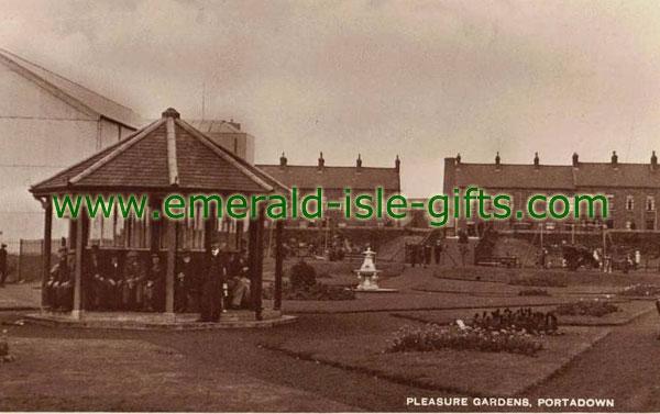 Armagh - Portadown - Pleasure Gardens