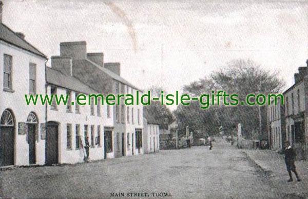 Armagh - Toome (Toom) - old Irish photo