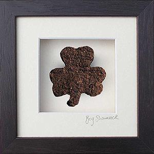 Bog Buddy - Irish Turf Shamrock