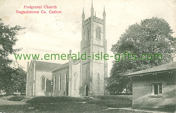 Carlow - Bagnalstown - Protestant Church