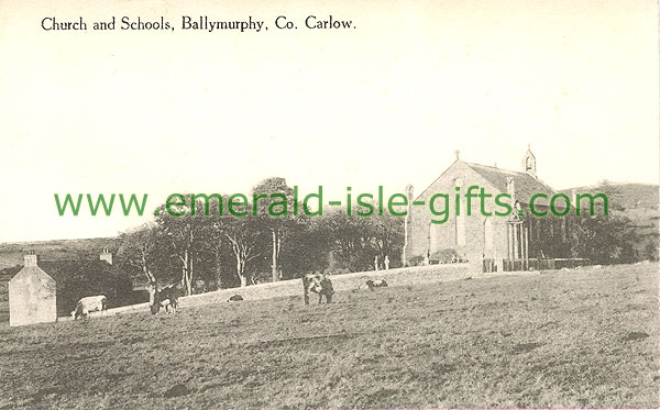 Carlow - Ballymurphy - Church and Schools